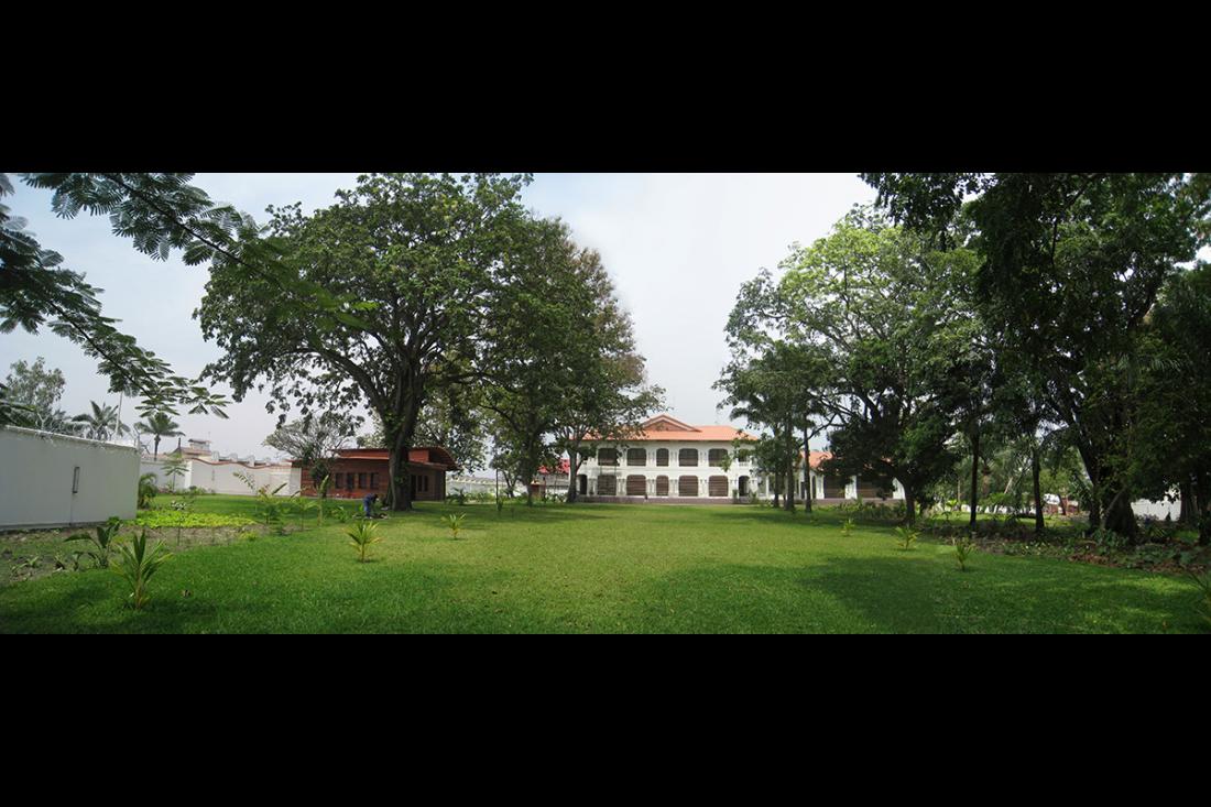 Woodstock paysage jardin de l ambassade de france for Jardin de france magnanville 78